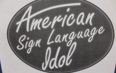 Sign Up for ASL Idol!