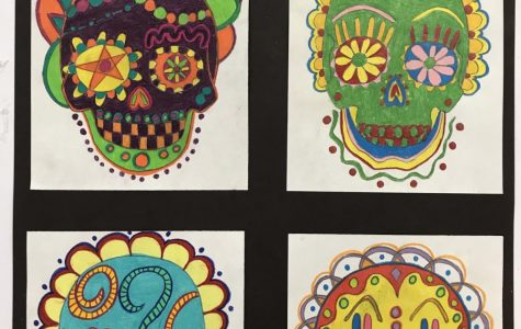 Beauty in Death: The Sugar Skulls of Draw 1