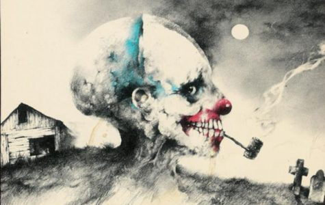 Scary Stories and Paintings of Fear