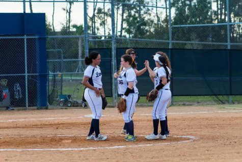 Lake Nona Girls Softball @ East River