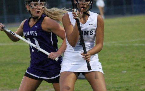 Girls Lacrosse Take a Tough Loss Against Timber Creek