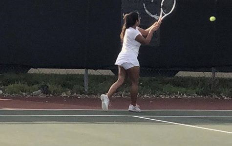Girls Tennis Victory over Cypress Creek High School Bears