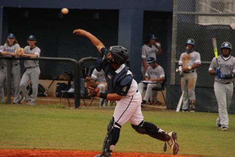 Varsity Baseball vs. Cypress Creek