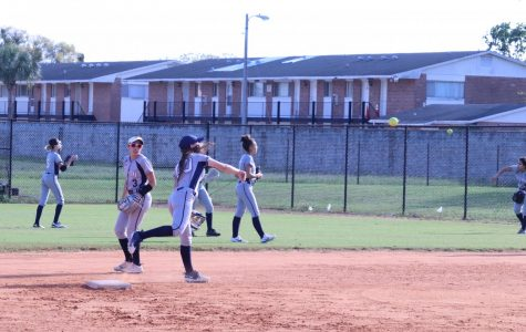 Lake Nona Girls Softball @ Oak Ridge