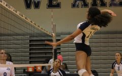 Girls Volleyball Serves a Win Against Apopka