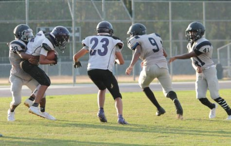 Freshman football falls short against Timber Creek