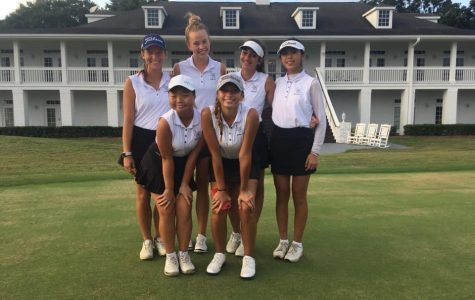 Girls Golf Crushes Dr. Phillips