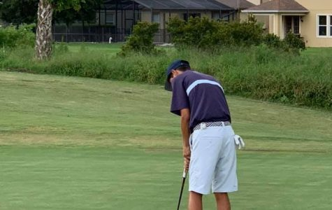 Boys Golf tri-match against Boone and Circle Christian
