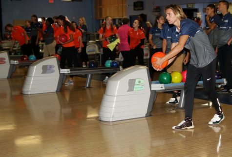 Boys Bowling takes a loss at Tri-Match