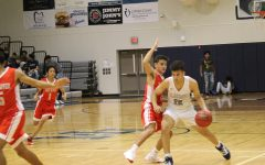 Navigation to Story: JV Boys Basketball Close Win Against Rivals