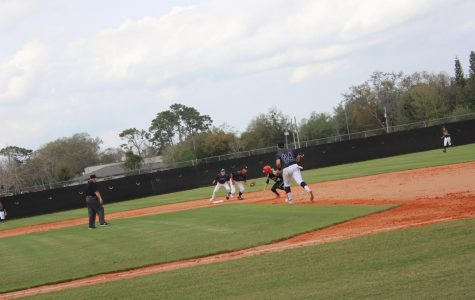 Varsity Baseball wins big in first two games of season