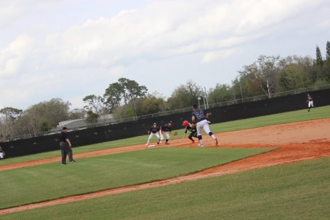 Varsity Baseball vs. Jones