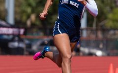 Navigation to Story: Girls First Track Meet Is A Success