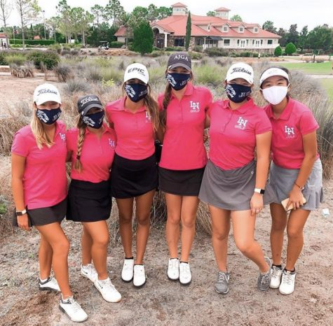 Girls Golf Team Makes it to the State Championship!