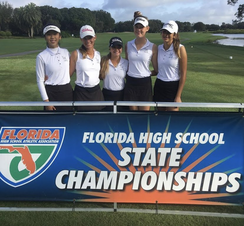 5th Place Winners in all Florida!