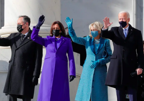 The Inauguration of Joe Biden and Kamala Harris